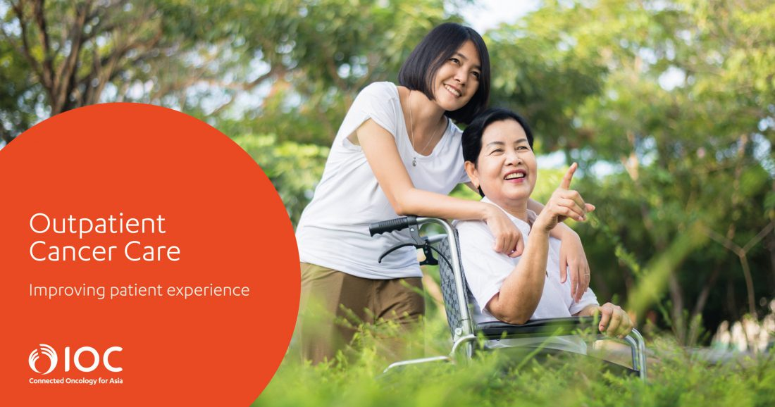 Outpatient Cancer Care - Improving Patient Experience